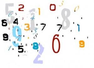 Décodage numérologique